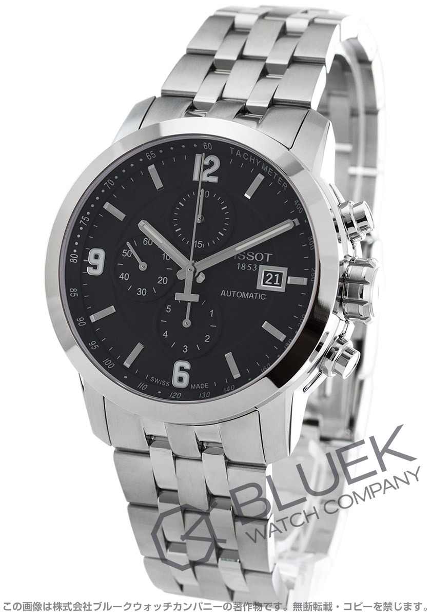 ティソ T-スポーツ PRC200 クロノグラフ 腕時計 メンズ TISSOT T055.427.11.057.00