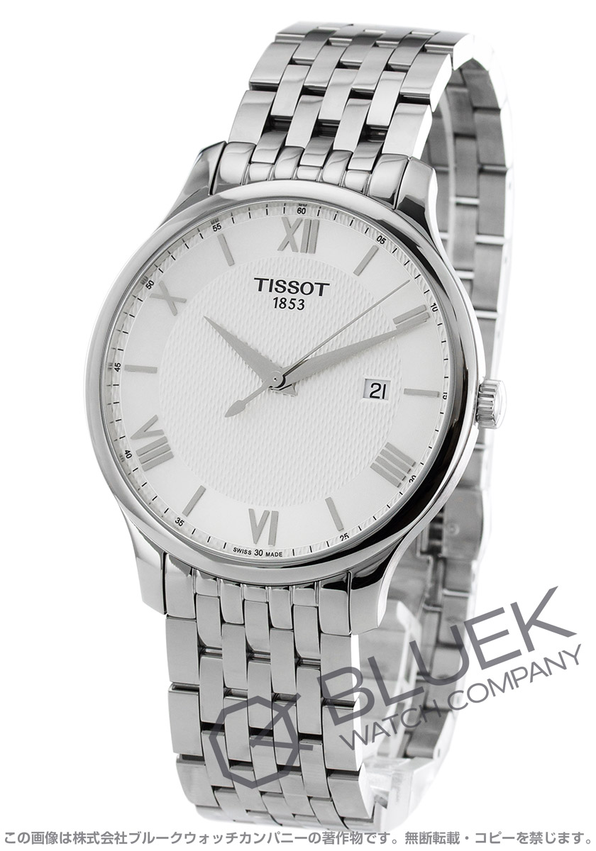 ティソ T-クラシック トラディション 腕時計 メンズ TISSOT T063.610.11.038.00