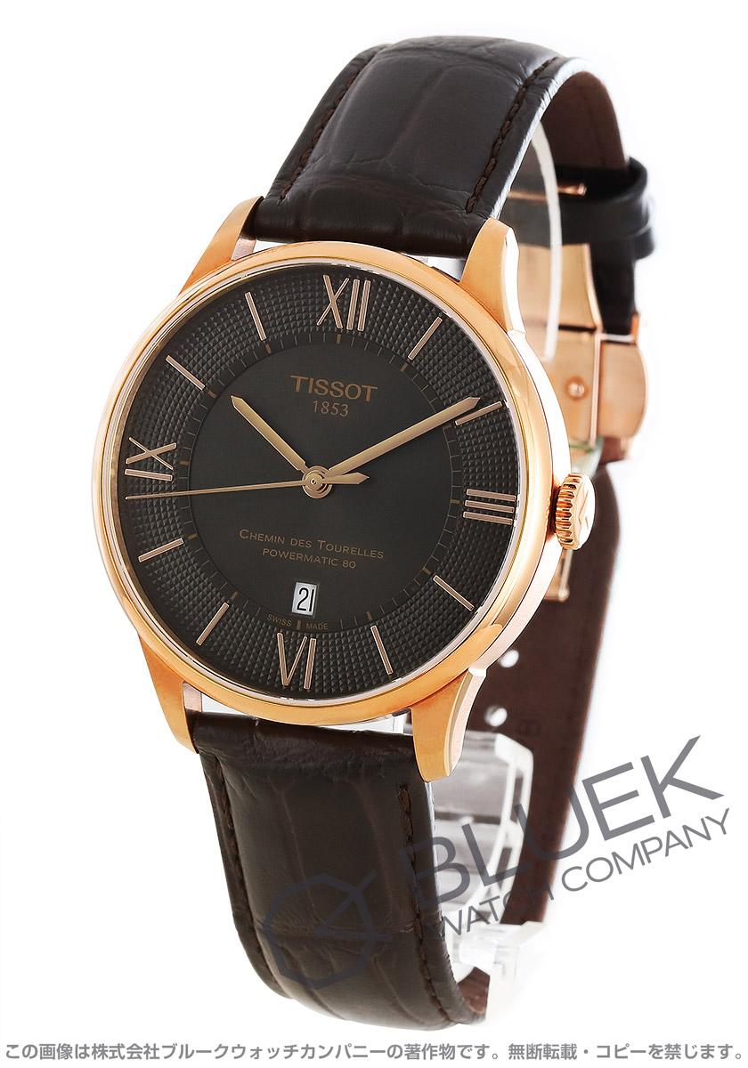 ティソ T-クラシック シュマン・デ・トゥレル 腕時計 メンズ TISSOT T099.407.36.448.00