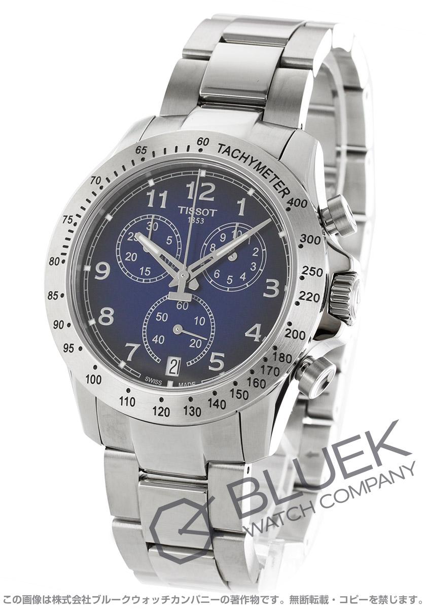 ティソ T-スポーツ V8 クロノグラフ 腕時計 メンズ TISSOT T106.417.11.042.00