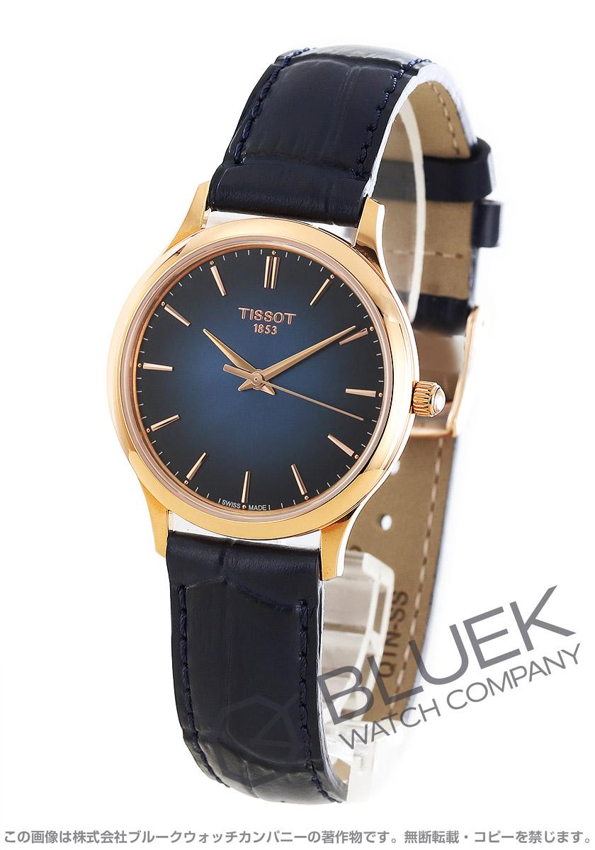 ティソ T-ゴールド エクセレンス レディ RG金無垢 腕時計 レディース TISSOT T926.210.76.041.00