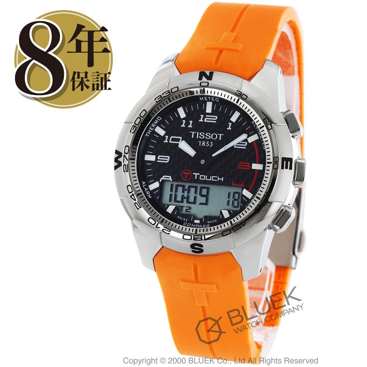 ティソ T-タッチ II チタニウム クロノグラフ 腕時計 メンズ TISSOT T047.420.47.207.01_8