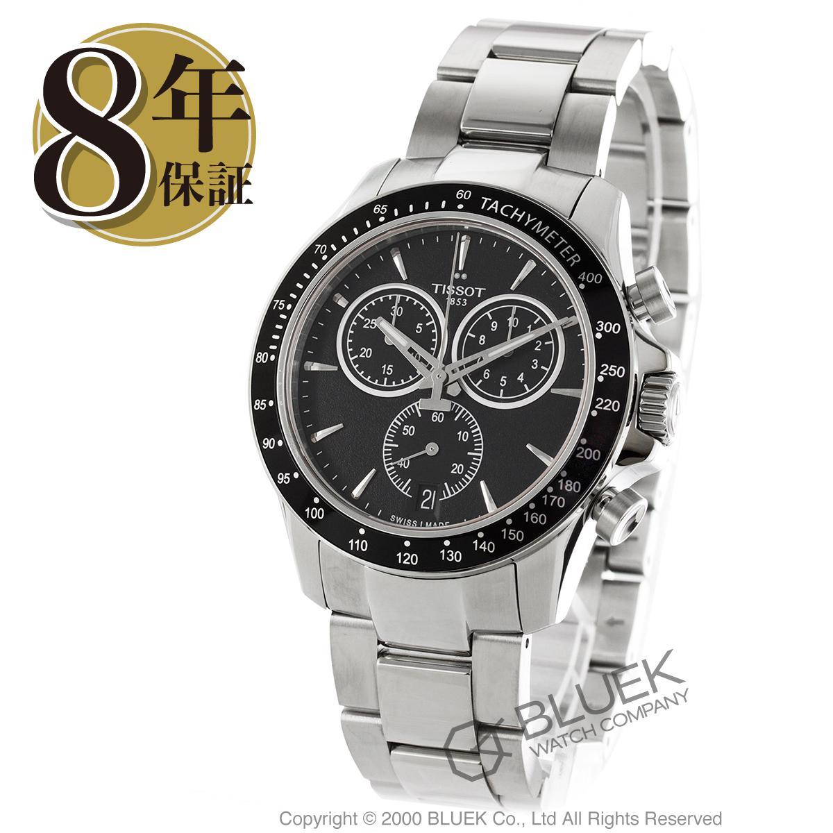 【最大3万円割引クーポン 11/01~】ティソ T-スポーツ V8 クロノグラフ 腕時計 メンズ TISSOT T106.417.11.051.00_8