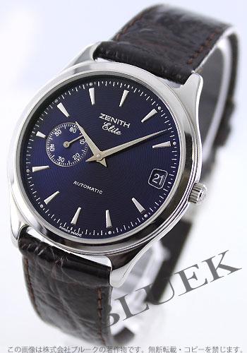 Zenith ZENITH elite men 01-0045-680-02 watch watches