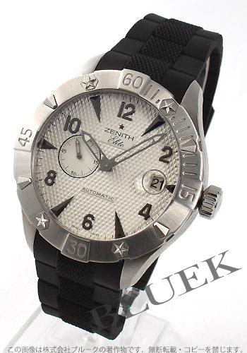 Zenith ZENITH El Primero defy classic 300 m waterproof mens 03.0516.680/01.R642 watch clock