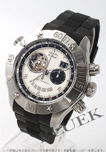 Zenith ZENITH El Primero defy classic mens 03.0526.4037/01.R642 watch clock