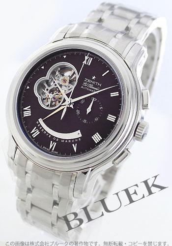 Zenith ZENITH El Primero master Grand Chrono mens 03.1260.4021/72.M1260 watch clock