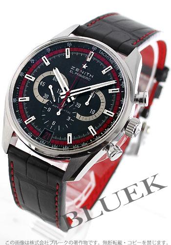 500 Zenith ZENITH L primero 36000VpH alligator leather world limitation men's 03.2043.400/25.C703 watch clock