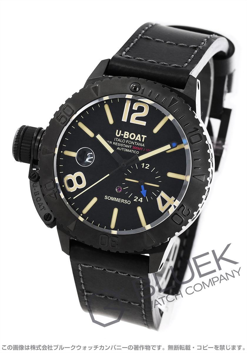 ユーボート クラシコ ソンメルソ 300m防水 腕時計 メンズ U-BOAT 9015