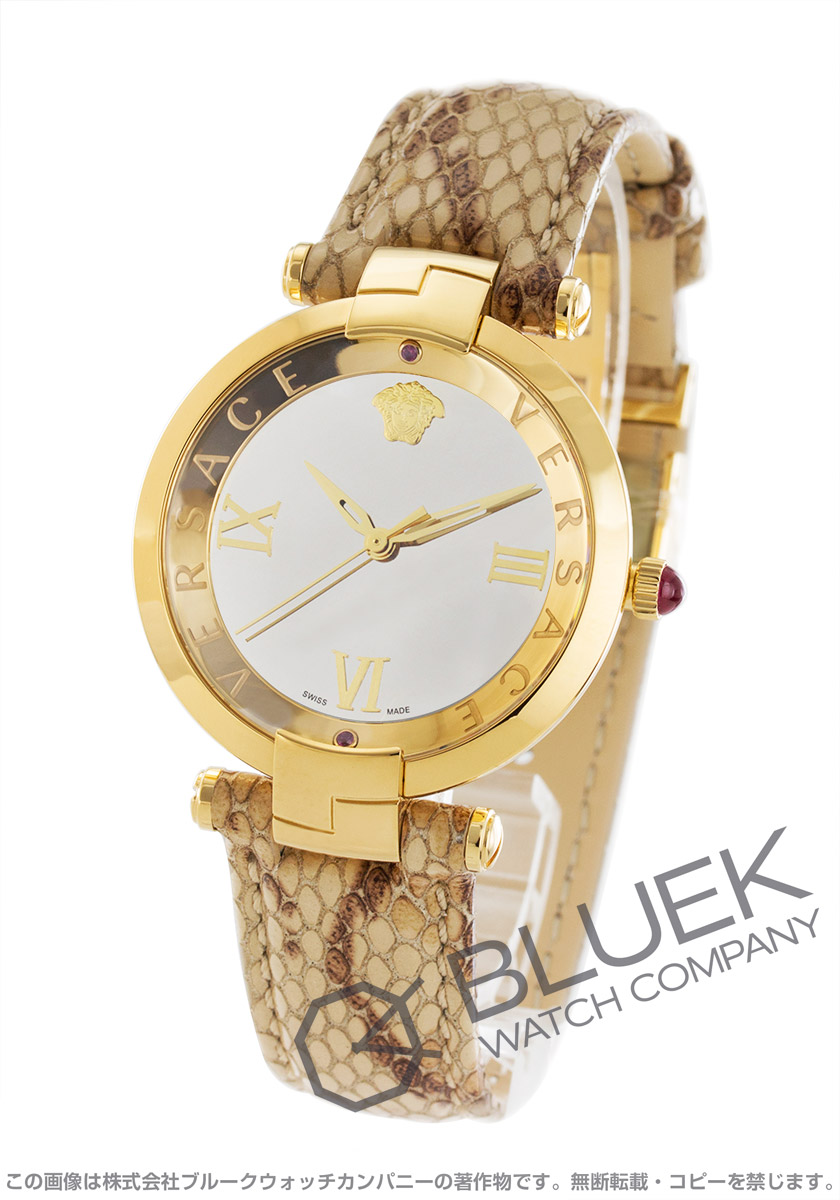 【最大3万円割引クーポン 11/01~】ヴェルサーチェ リバイブ 腕時計 レディース VERSACE VAI190016