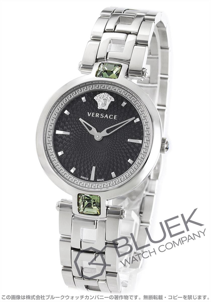【最大3万円割引クーポン 11/01~】ヴェルサーチェ クリスタルグリーム 腕時計 レディース VERSACE VAN030016