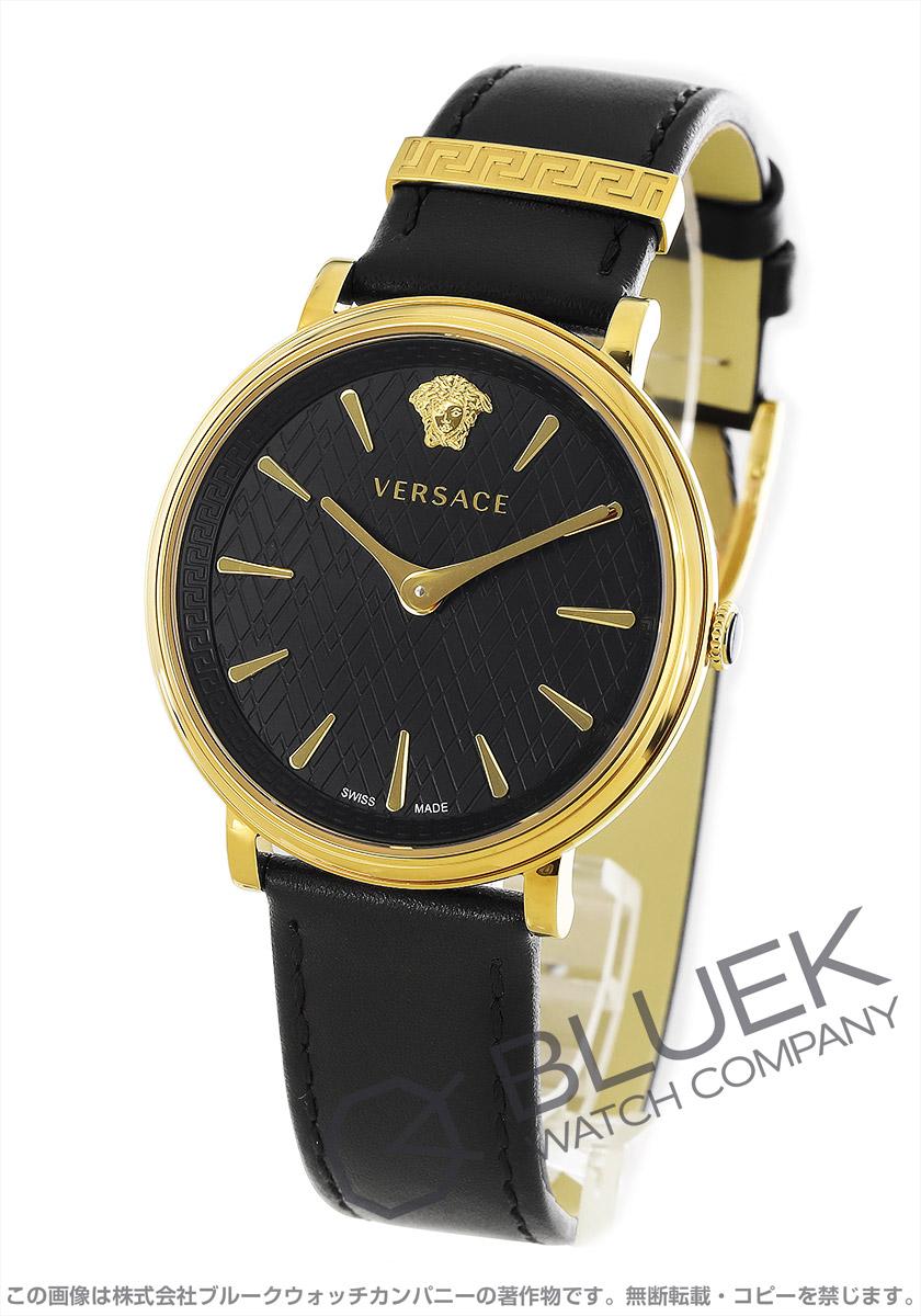ヴェルサーチ V-サークル 腕時計 ユニセックス VERSACE VE8100819