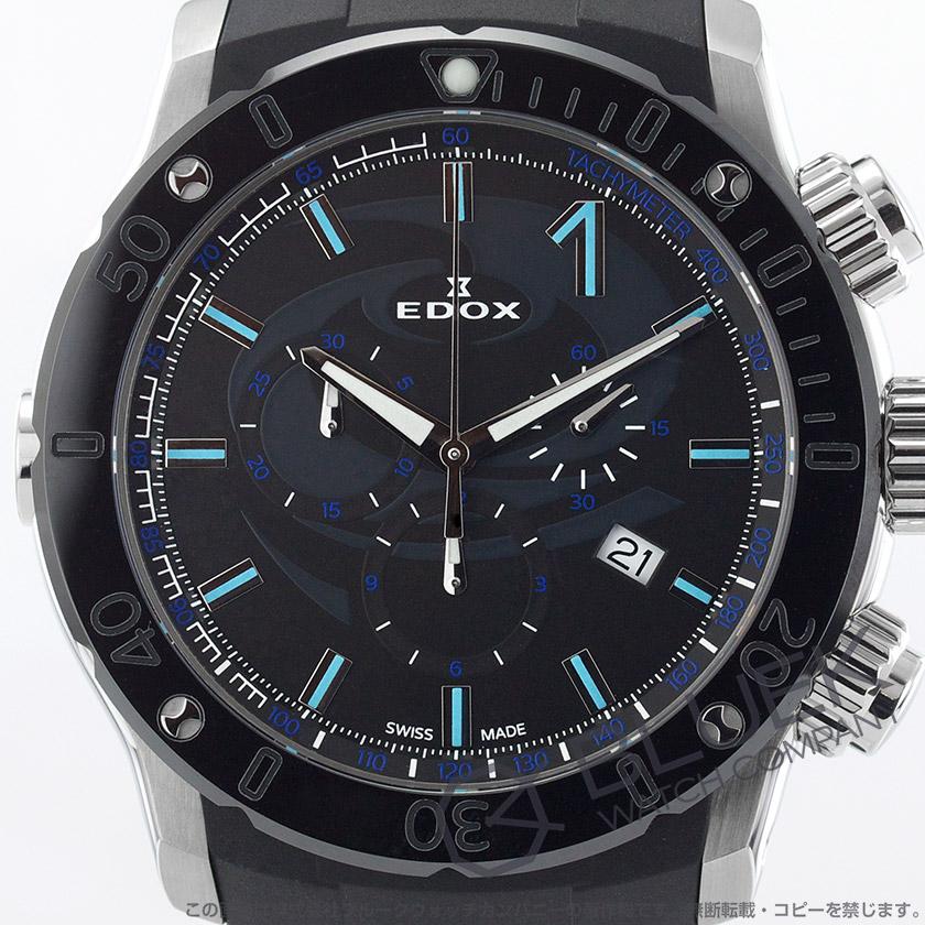 에족스 Edox 크로노오후쇼아 1 컬링 스페셜 에디션 500 m방수 맨즈 10221-3 N-NINCU