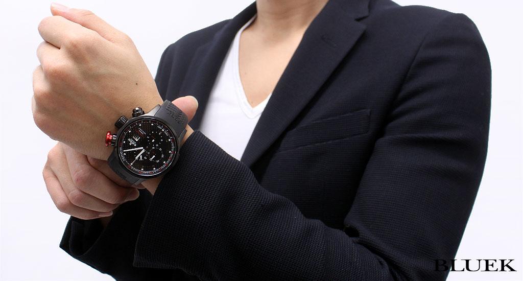 에족스 EDOX 크로노라리 세계 한정 200개 맨즈 30001-TIN-NIN