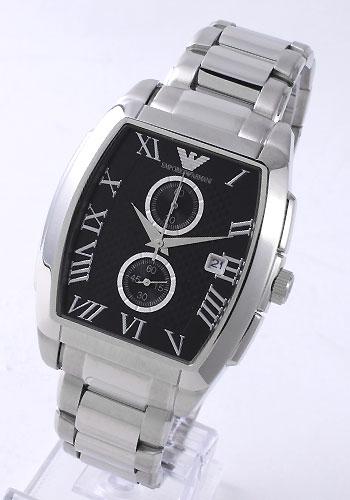 엔포리오아르마니크라식크크로노그라후브락크라지멘즈 AR0937 손목시계 시계