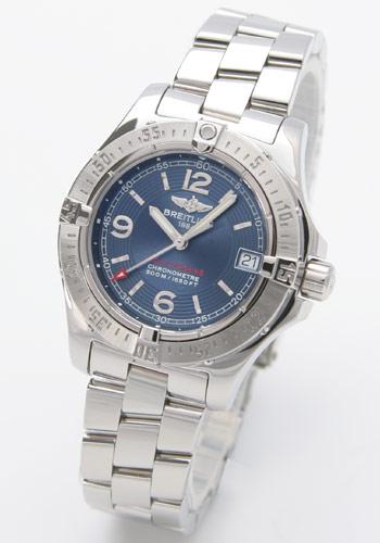 Breitling Breitling aeromarine ladies A778C77PRS watch clock