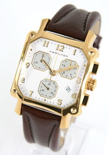 Hamilton Hamilton timeless classic Lloyd men's H19432553 watch clock