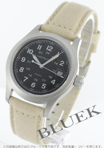 Hamilton Hamilton khaki field men H68481933 watch clock