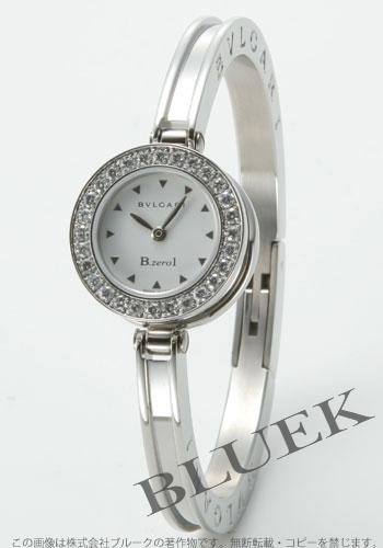 Bvlgari ビーゼロワン DIA Basel Bangle white ladies M size BZ22WSDS