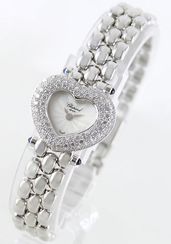 ショパール CHOPARD heart diamond pure gold Lady's 10/6781-23