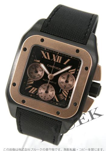 Cartier Cartier Santos 100 men's W2020004 watch clock