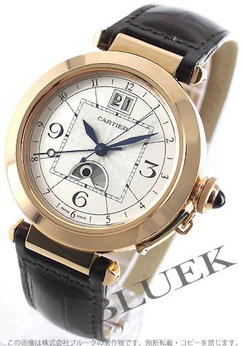 Cartier Cartier pasha men W3109151 watch clock