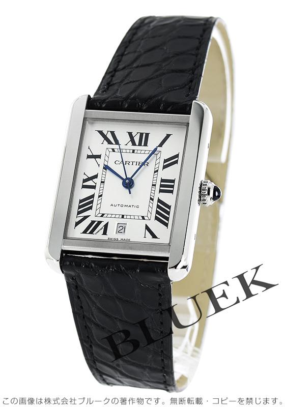 까르띠에 Cartier 탱크 솔로 XL 남성용 W5200027 시계 시계