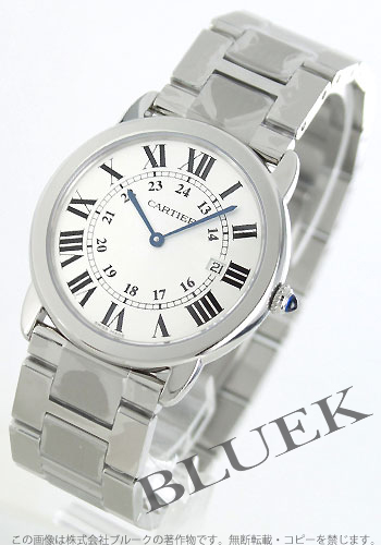 Cartier Ronde Solo LM W6701005