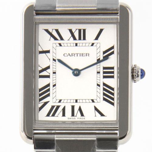 Cartier Tank Solo LM W5200014