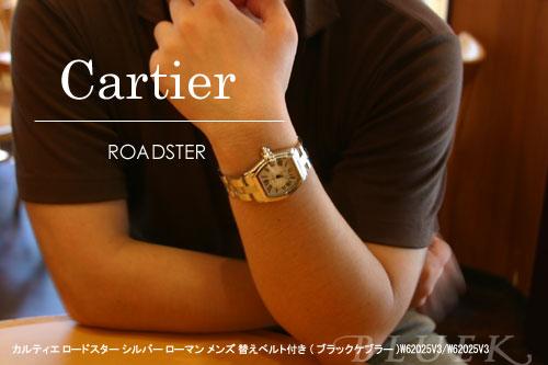 Cartier CARTIER Roadster mens W62025V3