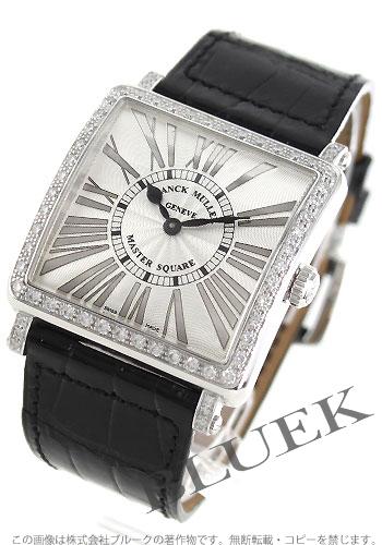 프랭크 뮬러 Franck Muller 마스터 스퀘어 부조 레이디스 6002 M QZ REL R D1R 시계 시계