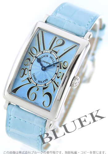 Frank Muller FRANCK MULLER long eye orchid doc local people leather Lady's 952 QZ