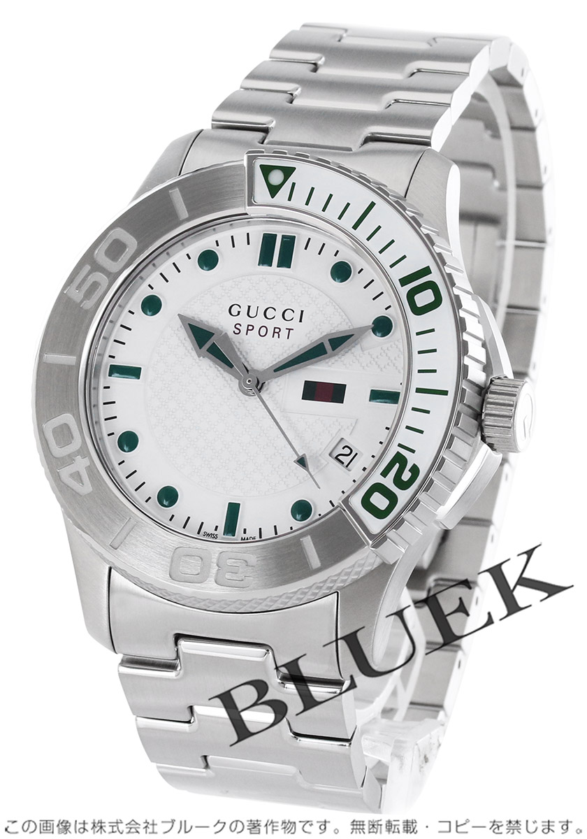 Gucci Gucci G timeless mens YA126232 watch clock