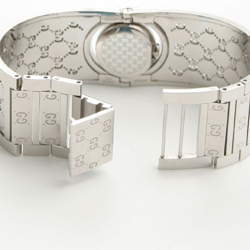 Gucci GUCCI bangle diamond Lady's YA112503