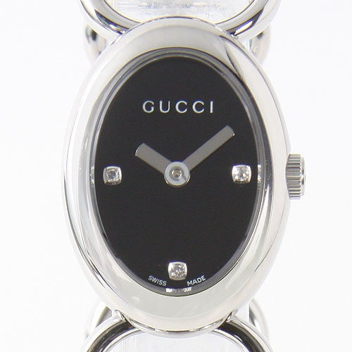 Gucci GUCCI tornavoni diamond ladies YA118503