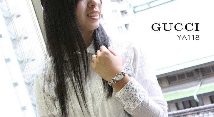 Gucci GUCCI tornavoni diamond ladies ' YA118504