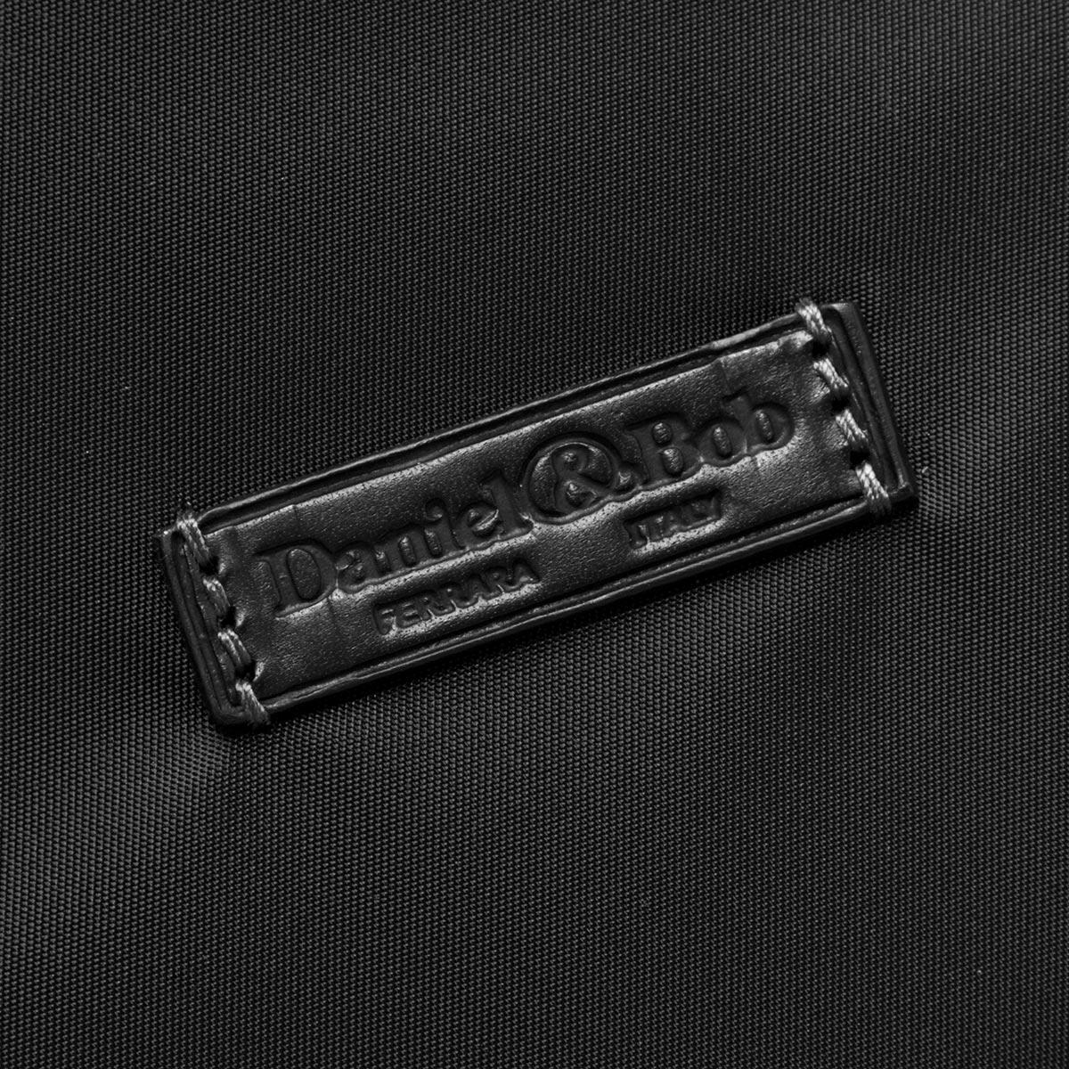 ダニエル&ボブ ビジネスバッグ バッグ メンズ カルレット デイビス×アルチェ ブラック DABT030 1701 9999 DANIEL&BOB