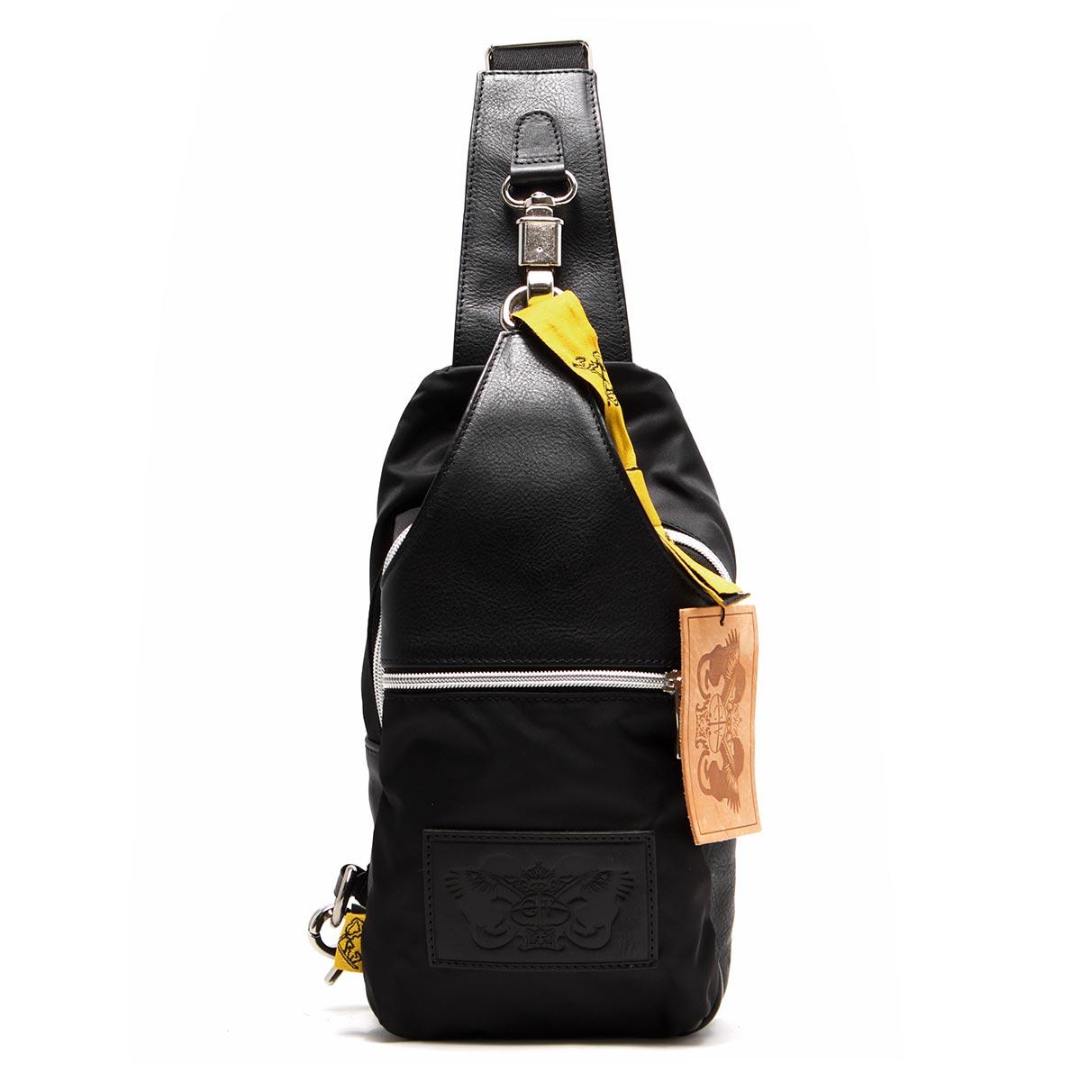 ジャコモヴァレンティーニ (ジャコモ・ヴァレンティーニ) ボディバッグ バッグ メンズ スケッチ SKETCH ブラック SKETCH01 9999 GIACOMO VALENTINI