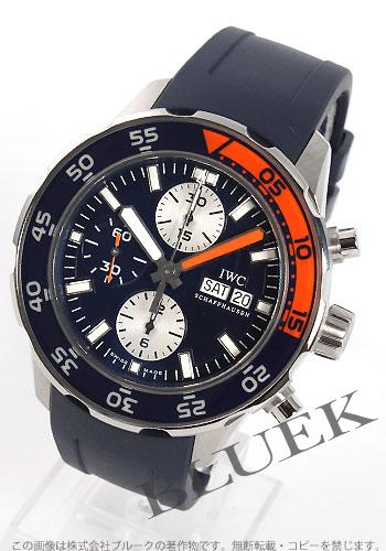 Men's IW376704 watch watch IWC aquatimer