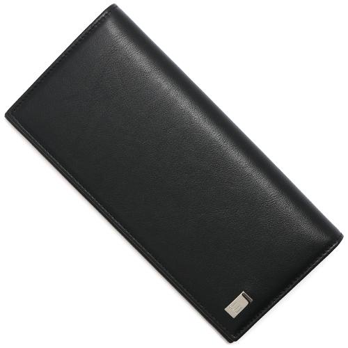 DUNHILL 長財布 QD1010 メンズ 財布 ブラック サイドカー ダンヒル 【SIDECAR】