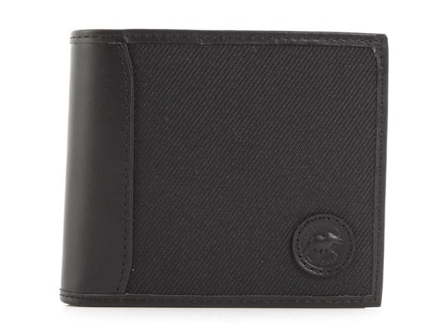ハンティングワールド 二つ折財布 財布 メンズ ブラック 204-303 HUNTING WORLD