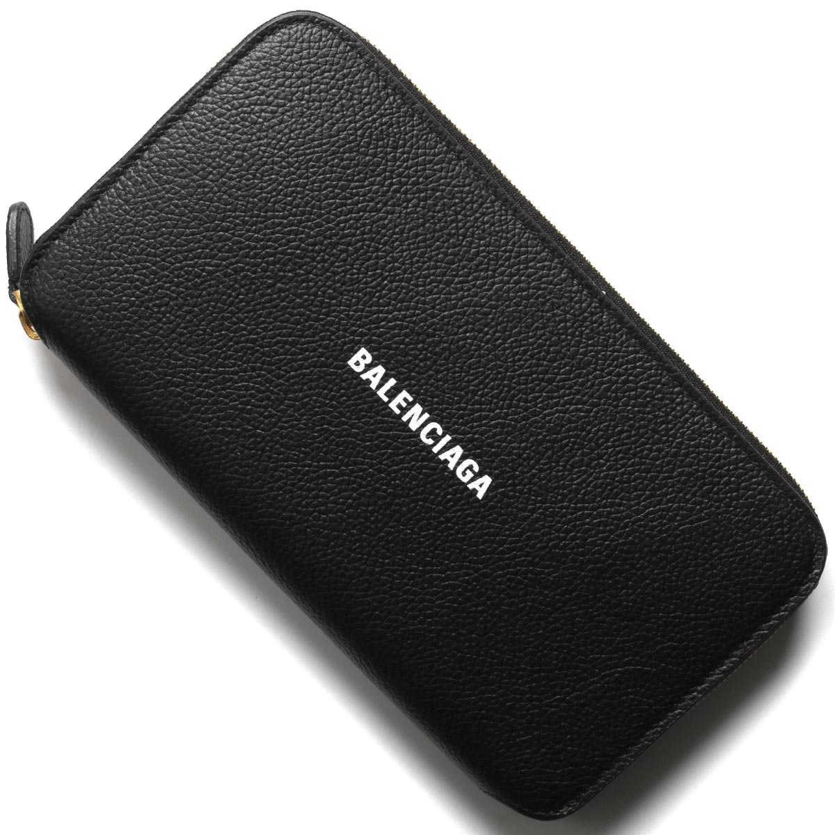 バレンシアガ 長財布 財布 メンズ レディース キャッシュ ブラック&ブランホワイト 594290 1IZ4M 1090 BALENCIAGA