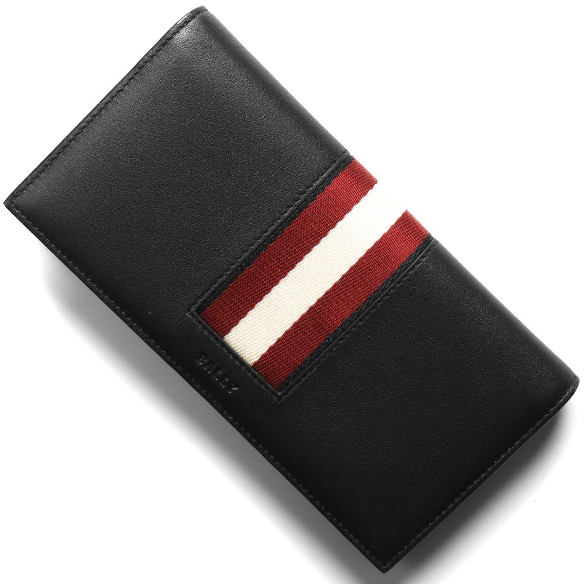 バリー 長財布 財布 メンズ バリロ ブラック BALIRO HP 100 6231961 2020年春夏新作 BALLY