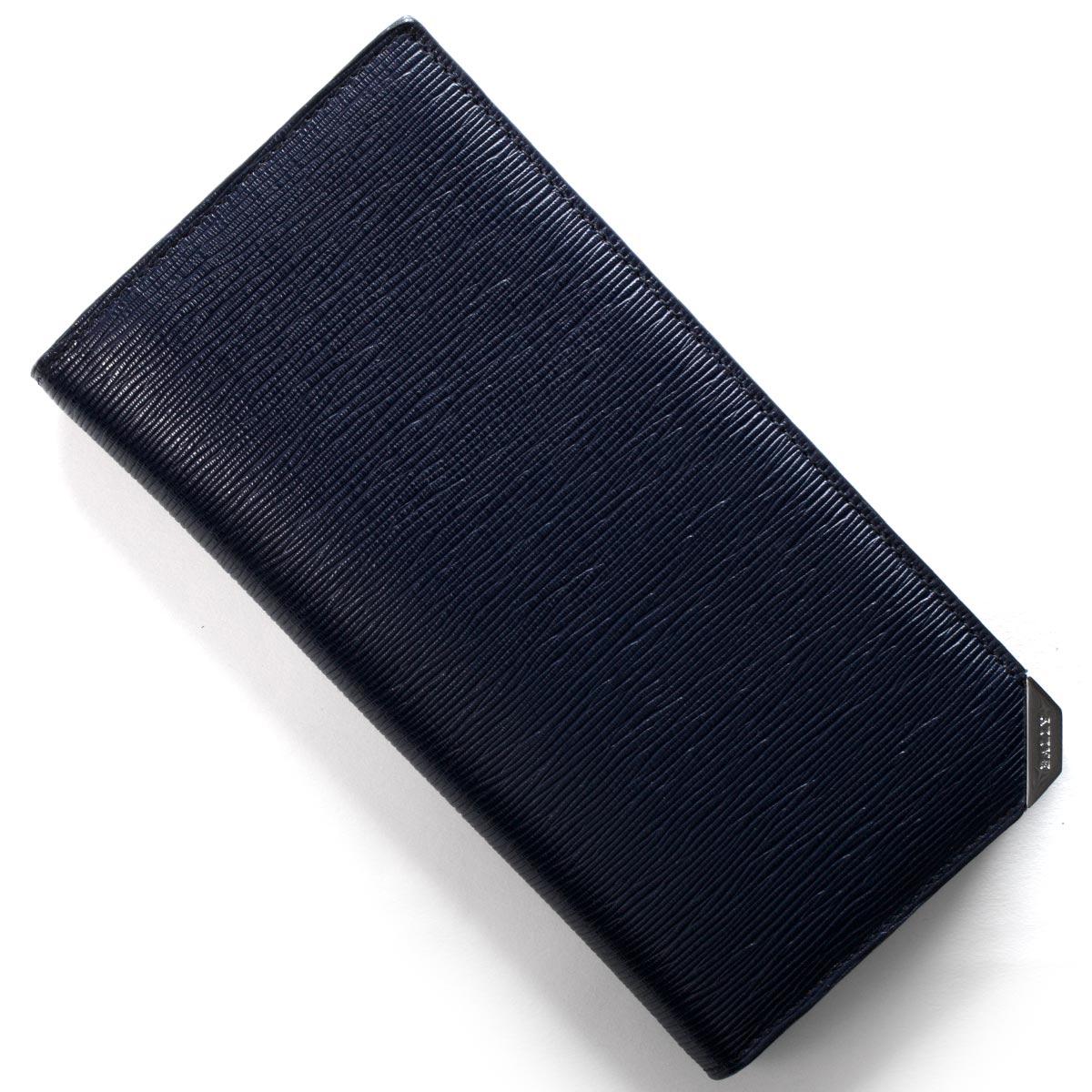 バリー 長財布 財布 メンズ バリロ BALIRO インクブルー BALIROMC 07 6221847 BALLY