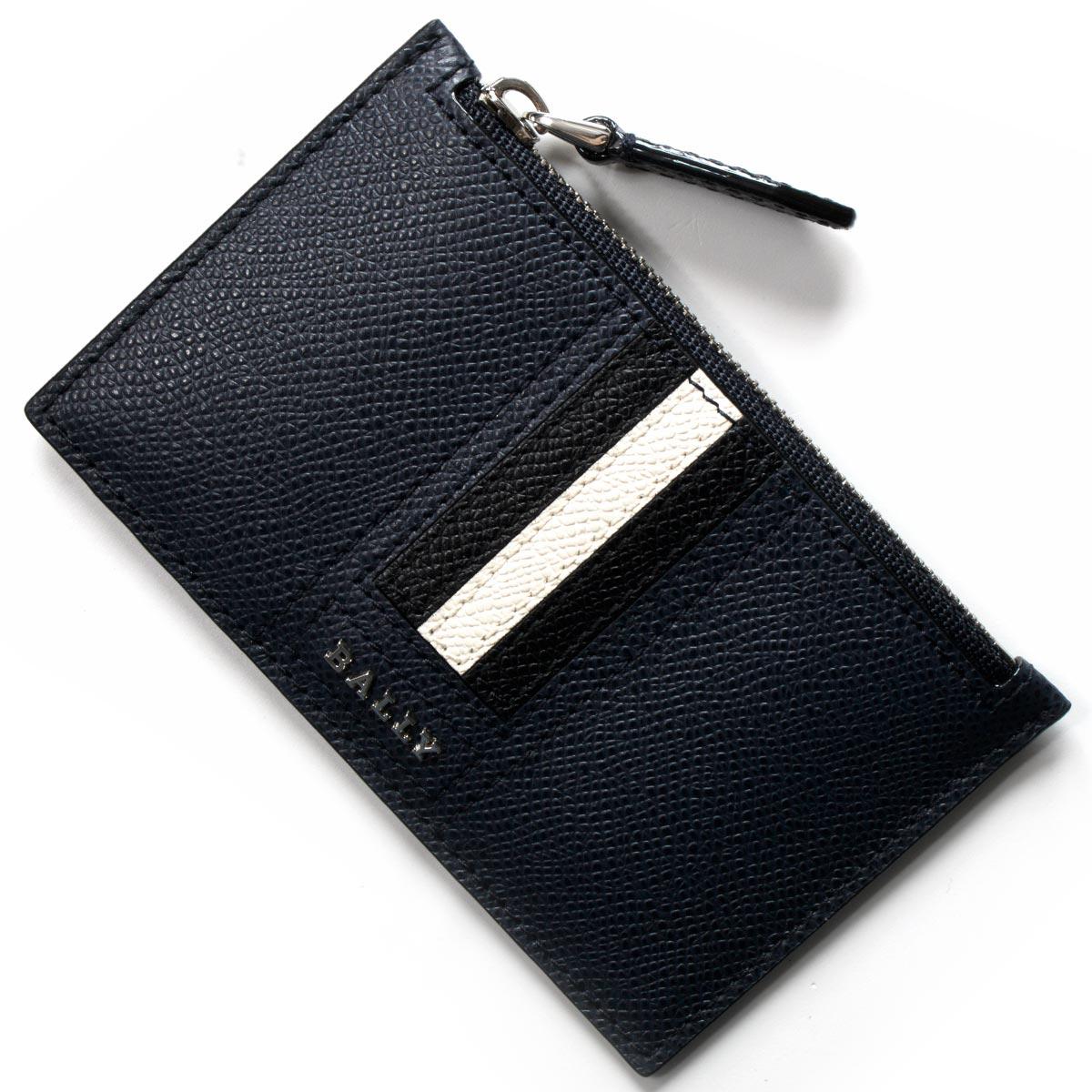 バリー コインケース【小銭入れ】/カードケース 財布 メンズ テンリー TENLEY ニューブルー TENLEYLT 17 6221812 BALLY