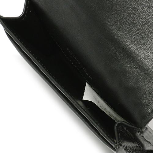 ボッテガヴェネタ (ボッテガ・ヴェネタ) カードケース メンズ レディース イントレチャート 【INTRECCIATO】 ブラック 133945 V001U 1000 BOTTEGA VENETA