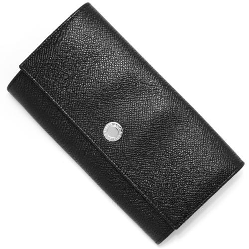 ブルガリ 長財布 財布 メンズ クラシコ CLASSICO ブラック 27749 BVLGARI