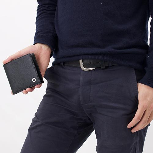 6e0fbecc2e4a 財布 二つ折り財布 ブルガリ メンズ BVLGARI 30396 ブラック MAN BB マン ブルガリブルガリ-メンズ財布 -  embroitique.com 。