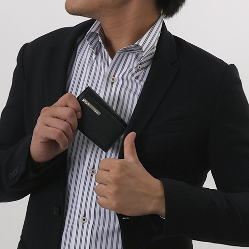 6b8f58459f8d メンズ キーケース カルティエ サントス CARTIER L3000775 ブラック 【SANTOS】-キーホルダー・キーケース -  embroitique.com