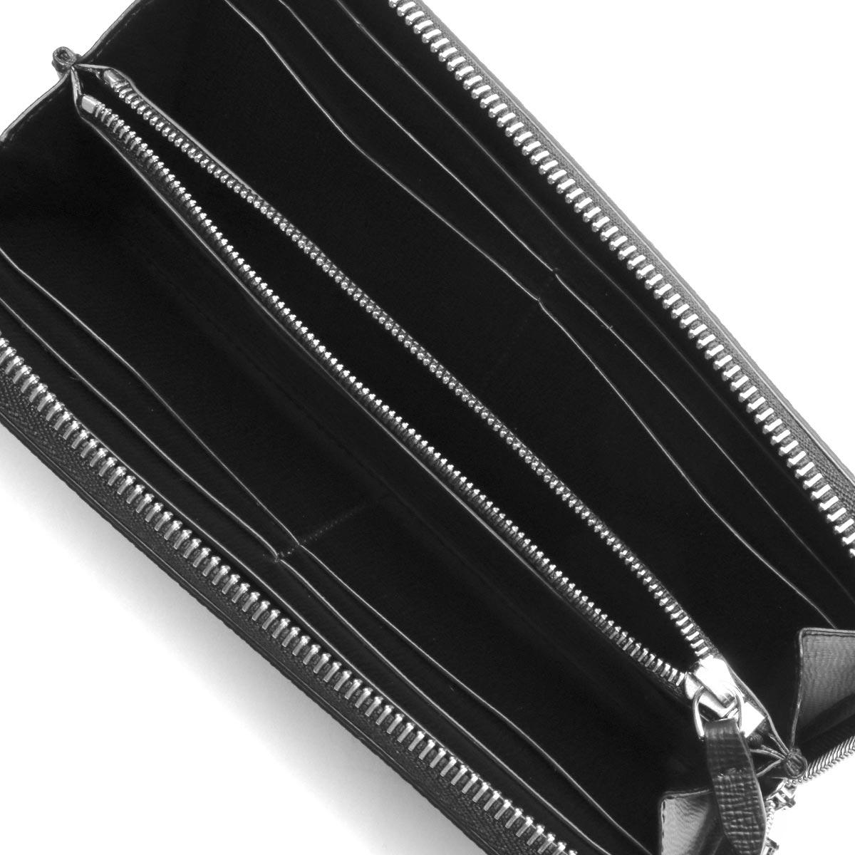 ダンヒル 長財布 財布 メンズ ボードン BOURDON ブラック L2X218 A DUNHILL
